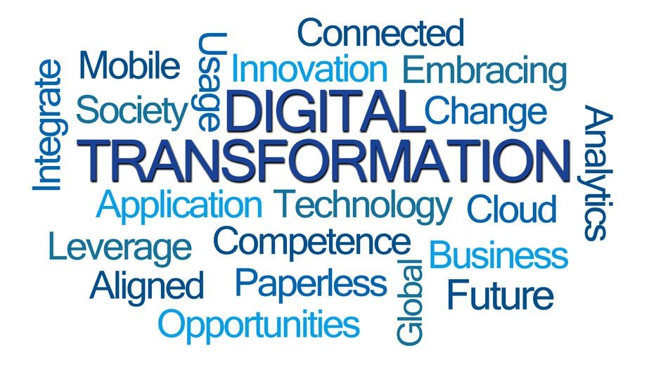 Digital transformation of digitale transformatie: optimalisatie en digitalisering van bedrijfsprocessen in de maakindustrie